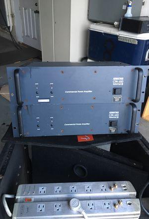 Biamp Advantage CPA 650 watt power amplifiers for Sale in Oakland Park, FL