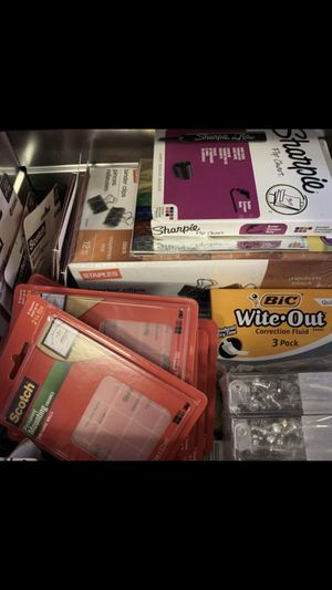 All kinds of office supplies for Sale in San Francisco, CA