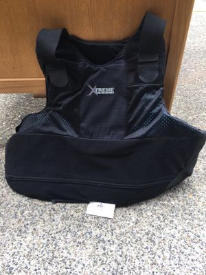 Xtreme armor vest for Sale in Auburn, WA