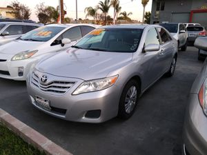 2011 Toyota Camry EZ CREDIT MUY FÁCIL DE LLEVAR/EZ CREDIT  *323*560*18*44* 4814 GAGE AVE BELL Ca for Sale in South Gate, CA