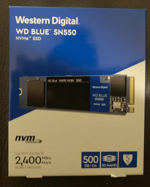 Western Digital WD BLUE SN550 for Sale in Phoenix, AZ