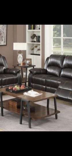 Reclining Sofa and Love Seat for Sale in Chicago,  IL
