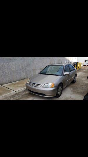 2002 Honda Civic for Sale in Austin, TX