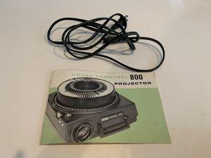 Kodak Carousel 800 Projector for Sale in Merritt Island, FL