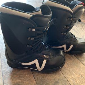 Vans Snowboard Boots for Sale in Corona, CA
