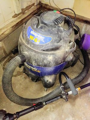 Shop vac s. Large/Small for Sale in Peoria, IL