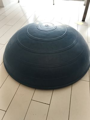 Half bosu ball for Sale in New York, NY