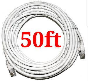 New 50ft cat6 ethernet network cable for Sale in Chino Hills, CA