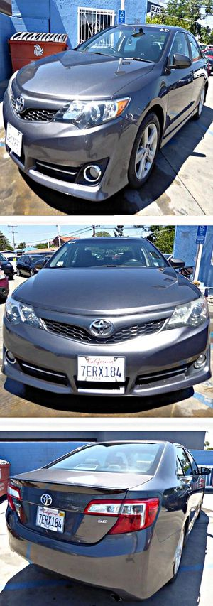 2014 Toyota Camry SE for Sale in South Gate, CA