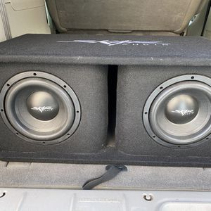 Skar Audio Subwoofers Subs for Sale in Hanford, CA