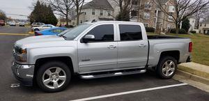 2017 Chevy Silverado LT 1500 Texas Edition for Sale in Springfield, VA
