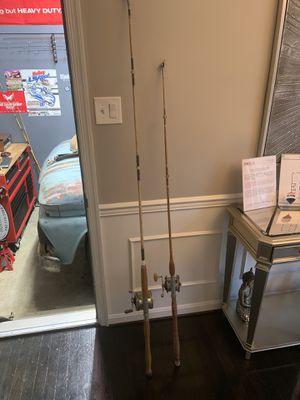 FISHING RODS PENN/HEDDON for Sale in Olney, MD