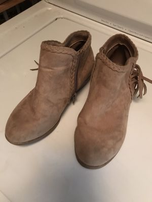 Girls ankle boots - size 1 for Sale in Tacoma, WA
