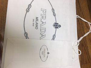 Prada shopping bag for Sale in Decatur, GA