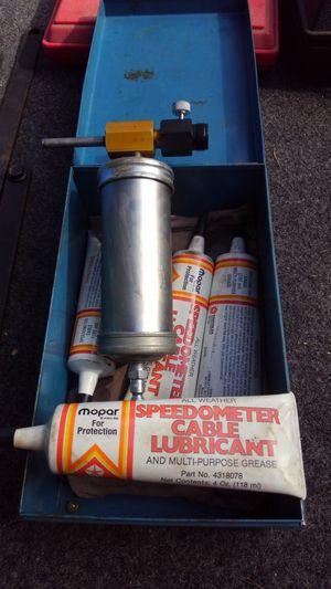MOPAR speedo cable lubricator for Sale in Leavenworth, WA