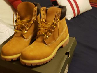 6 Inch Premium Timberland Boots Ds for Sale in Chalfont,  PA