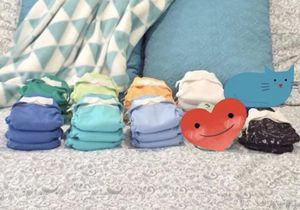 24 AIO Aplex Bum Genius Cloth Diapers - New Born for Sale in Haymarket, VA