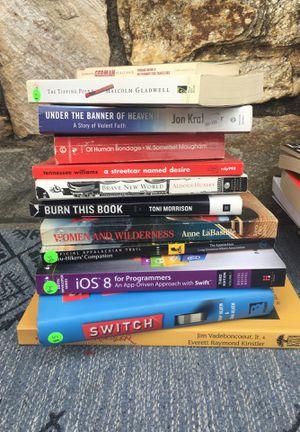 Miscellaneous Books for Sale in Leesburg, VA