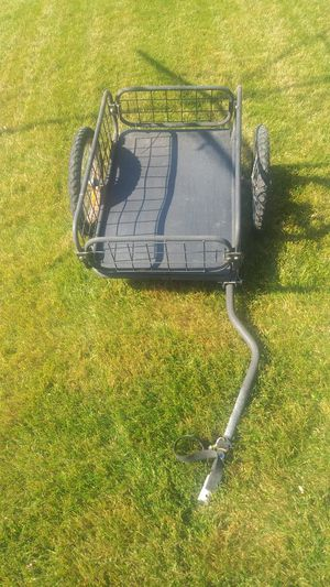 Folding Bike trailer for Sale in Modesto, CA