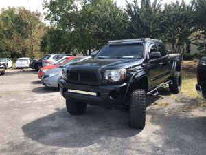 09 Toyota Tacoma 4x4 crewcab long bed for Sale in La Vergne, TN
