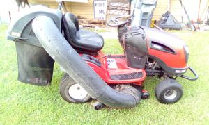 CRAFTSMAN 21HP YARD TRACTOR \ WITH PULL BEHIND CART for Sale in Auburndale, FL