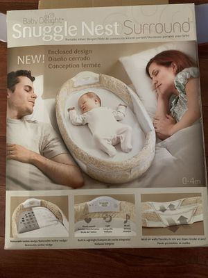 Snuggle Nest for babies for Sale in Lithia, FL