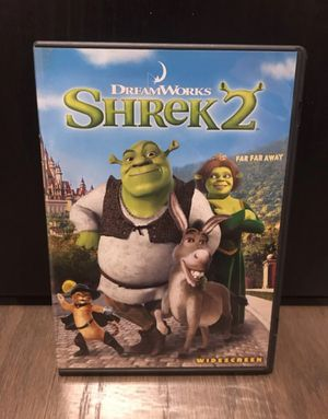 Shrek 2 With Case DVD Movie for Sale in Windermere, FL