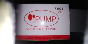 PORTABLE BALLOON PUMP for Sale in Bethesda, MD