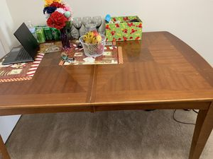 Dining table and 4 chairs for Sale in Malden, MA