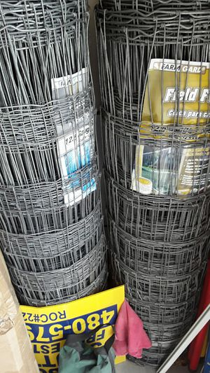 Fence for sale 12.5 gage×330×4 feet for Sale in Laveen Village, AZ