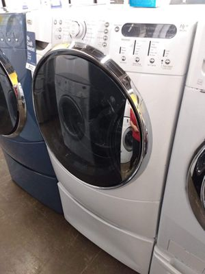 White Front Load Kenmore washer for Sale in Paramount, CA