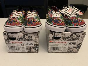 Marvel Vans for Sale in Harlingen, TX