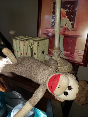 -wild circus monkey for Sale in Odessa, TX