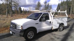 2006 Ford F350 2WD for Sale in Chehalis, WA