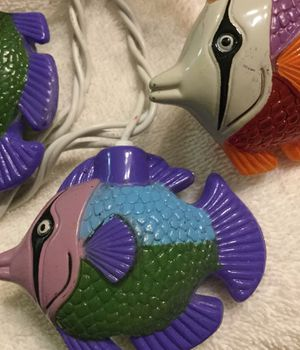 """LIGHTS..........""""Colorful FISH"""" for Sale in Chicago, IL"""