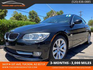 2012 BMW 3 Series for Sale in Tucson, AZ