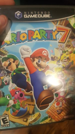 Mario party 7 for Sale in Hammond, IN