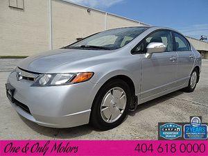 2008 Honda Civic Hybrid for Sale in Doraville, GA