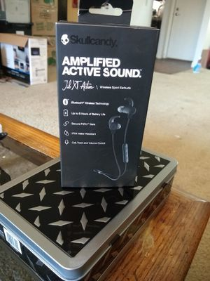 Skullcandy JIB XT Active Wireless Sport Earbuds for Sale in Burnsville, MN