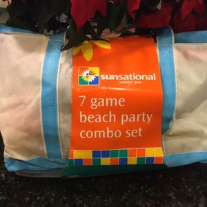 Beach Party 7piece Combo Set With Bag for Sale in Auburn, WA