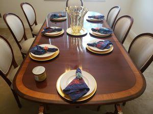 Ethan Allen Dining Room Set for Sale in Ruskin, FL
