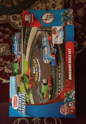 Thomas and Friends Trackmaster Railway Race Set (NO TRAINS INCLUDED) for Sale in Hamtramck, MI