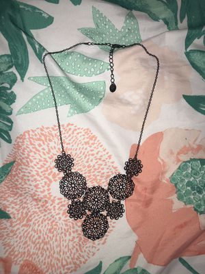 Black Necklace for Sale in Westminster, CA