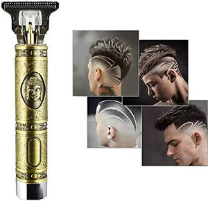 Cordless rechargable hair clippers t-blade trimmers professional cutting grooming kit for customize hair cuts for men for Sale in Phoenix, AZ