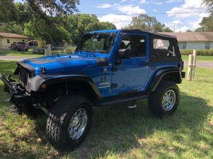 2012 Jeep Wrangler Sport for Sale in Valrico, FL