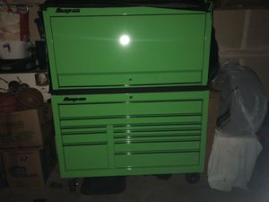 Snap on tool box like new for Sale in San Francisco, CA
