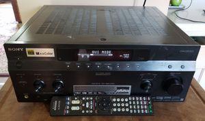 Sony DA4300ES 700W AV HD Receiver & Remote for Sale in Joliet, IL