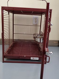 Travel Bird Cage for Sale in Garland,  TX
