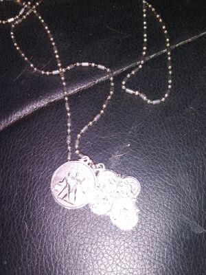Silver Necklace for Sale in Phoenix, AZ