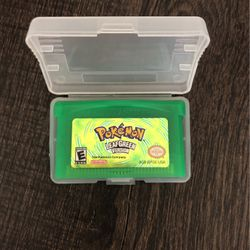 Pokémon Leaf Green for Sale in Alpharetta,  GA
